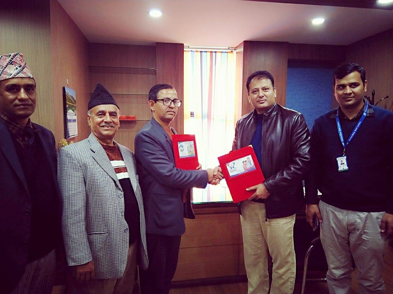 Garima Bikash Bank And Sun Nepal Bancasurance