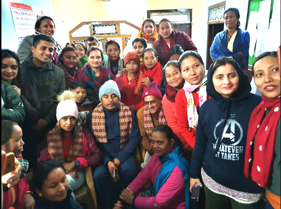 Insurance Awareness Programme at Jitpur-Kapilvastu